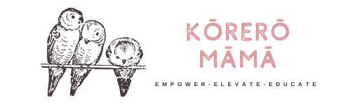 Korero Mama Logo